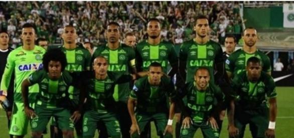 Football team in aircrash Colombia / Photo screencap via @VETTUPARAMPIL Twitter