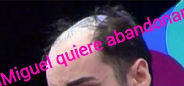 #gh17 Miguel quiere abandonar la casa #ghdirecto