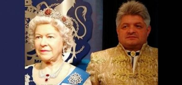Își facea poze cu regina la Londra