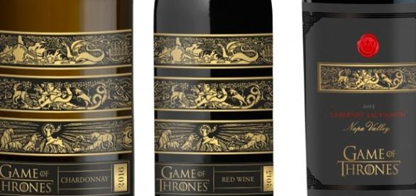 La coleccion de vinos de Game of Thrones