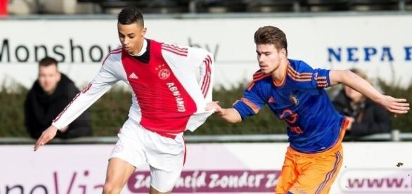 Manchester United land Teenage Dutch attacker – Nigeria's Online ... - soccerblitz.net