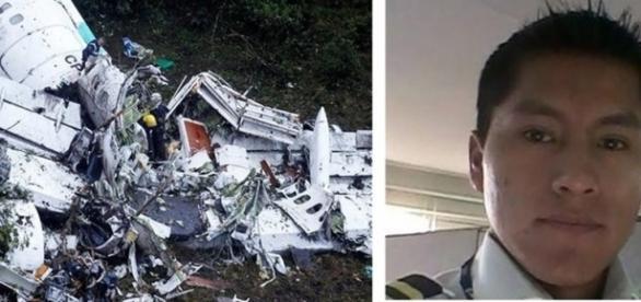 O boliviano Erwin Tumiri disse em entrevista que só se salvou por que seguiu o protocolo de segurança.