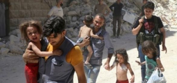 Plus de 10 000 civils ont déjà fui la zone de combat.