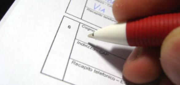Raccolta firme per iniziativa di legge popolare