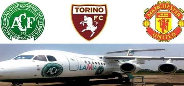 Relembre outros acidentes aéreos envolvendo times de futebol