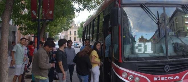Anticipan un aumento del 37% en el boleto urbano de Córdoba