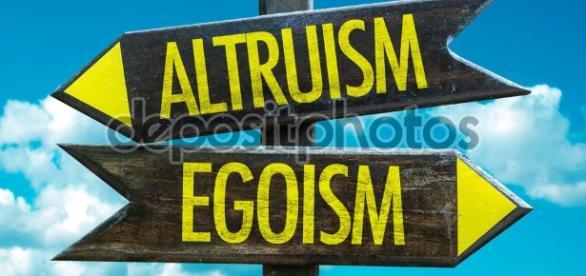 Altruizm - egoizm (fot. depositphotos.com)