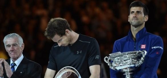 Andy Murray loses 2016 Australian Open final as Novak Djokovic ... - dailymail.co.uk