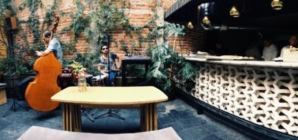 Bares y restaurantes Ciudad de México