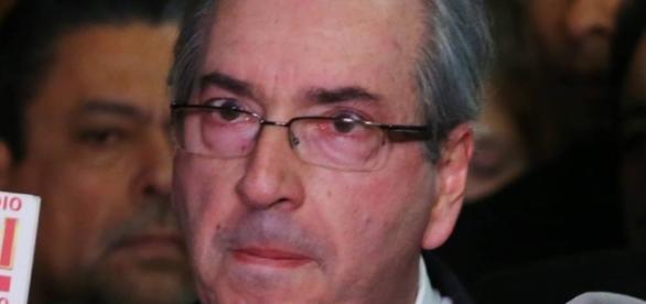 Eduardo Cunha chora - Foto/Google