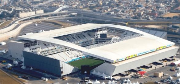 Estádio será vistoriado a pedido do MP