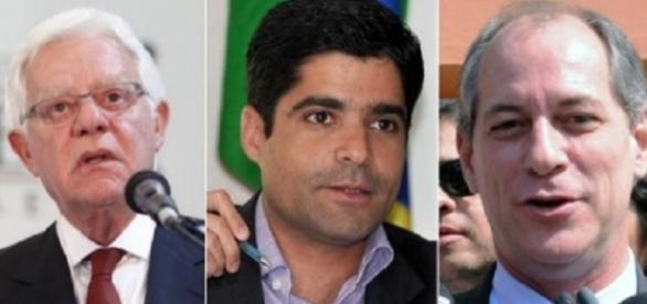 Ex-deputados foram denunciados por 'farra das passagens' (Foto: Reprodução)