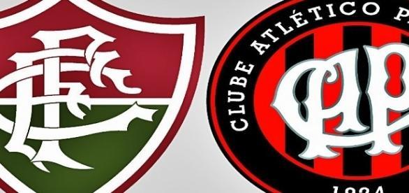 Fluminense e Atlético-PR disputam vaga na Libertadores (Foto: Net Flu)