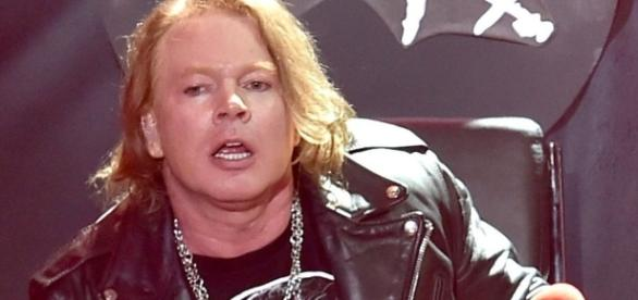 Guns N' Roses singer Axl Rose to join AC/DC for tour dates - BBC News - bbc.com
