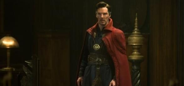 O ator Benedict Cumberbatch estrela o filme Doutor Estranho. (Foto: Divulgação Marvel)