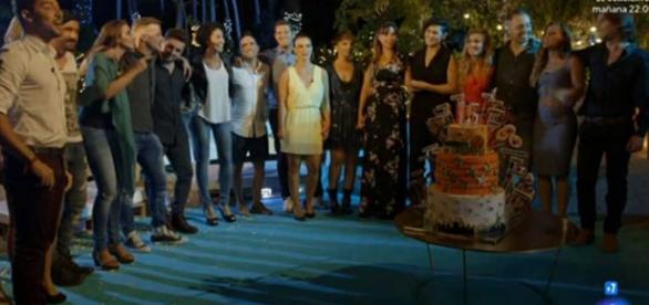 """OT. El reencuentro- El emotivo final cantando """"Mi música es tu voz ... - rtve.es"""