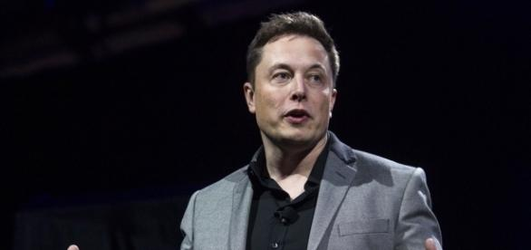 Tesla CEO Elon Musk - seattletimes.com