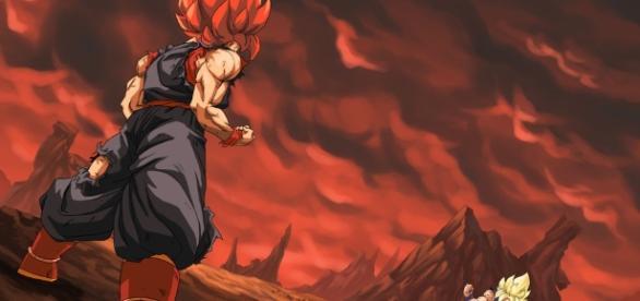 DeviantArt: More Like Fan art Black Goku by kakarotoo666 - deviantart.com