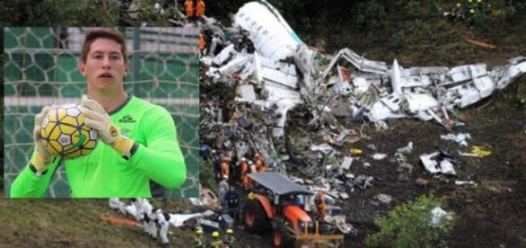 Goleiro solicitou a não morrer - Imagem/Google
