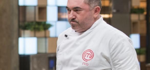 Ivo, favorito a vencer o 'MasterChef Profissionais', foi eliminado