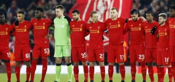 Liverpool e a homenagem que emocionou - Veja
