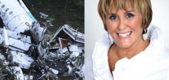 Márcia Fernandes fala sobre morte - Imagem/Google