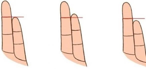 Saiba o que o seu dedo mindinho revela sobre você