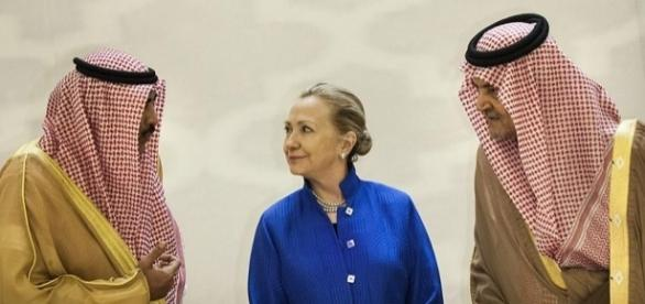 Saudi Arabia Funds ISIS and Hillary Clinton's Campaign! | Alternative - beforeitsnews.com