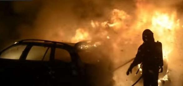 """Suedia este în flăcări după ce numeroase incendii au izbucnit în așa numitele """"zone interzise"""" - Foto: cptură YouTube"""