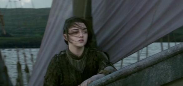 Arya Stark seria capaz de abandonar sua vingança?
