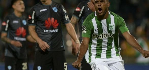 Atacante brilhou muito, especialmente contra o São Paulo