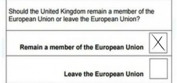 Britanicii s-au răzgândit! Acum ar vota pentru rămânerea în Uniunea Europeană