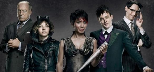 Gotham - conta a origem de Batman na sua terceira temporada
