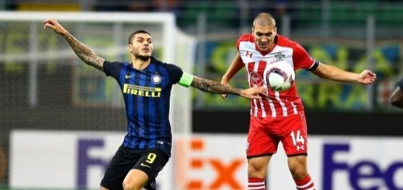Inter Milan 1-0 Southampton: Antonio Candreva fires Italian side ... - dailymail.co.uk