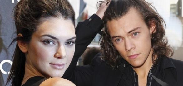 Kendall Jenner e Harry Styles já tiveram uma curta relação