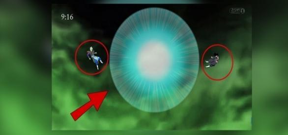 La fusión podría desaparecer tras el poderoso ataque de Goku.