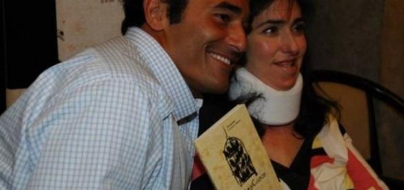 Luciano perde a irmã e desabafa - Foto/Reprodução
