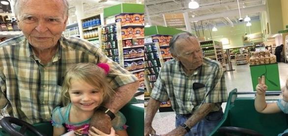 Mr. Dan (82) e Norah (04): uma bela história de amizade