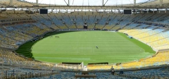 O Maracanã será palco do clássico Flamengo x Botafogo, nesse sábado, dia 5 de novembro.