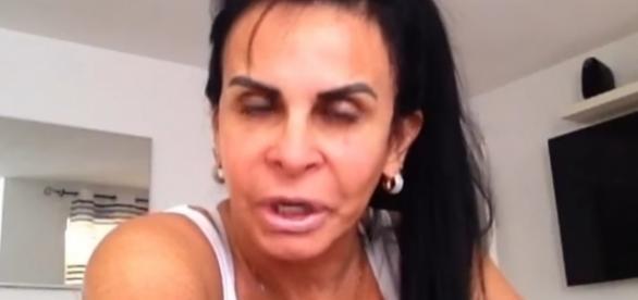 O vídeo do Canal 'Gretchen e você' já tinha mais de 9 mil views até o momento desta matéria