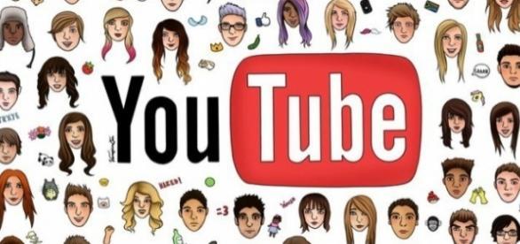 O YouTube fez de pessoas normais pessoas muito famosas.