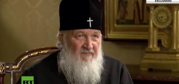 Patriarca Kiril en entrevista a RT