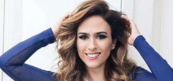 Público elege Tatá Werneck uma das mulheres mais sexy
