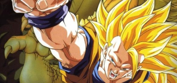 Reseña del anime-comic Dragon Ball Z: El ataque del dragón - ramenparados.com