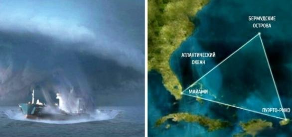 O mistério do Triângulo das Bermudas estará perto de ser desvendado.