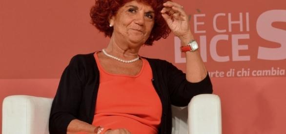 Valeria Fedeli, vicepresidente del Senato (foto: formiche.net)