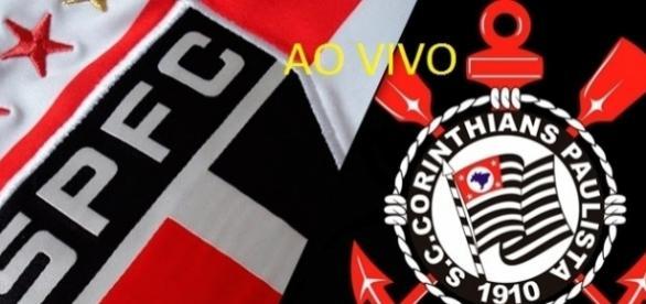 Com transmissão ao vivo na TV fechada, São Paulo e Corinthians se enfrentam pelo Brasileirão