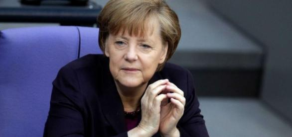 Evil Bitch Merkel Threathens Brexit Supporters with Sinister ... - dailystormer.com