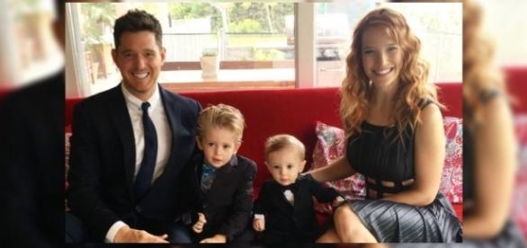 Michael Bublé vai se dedicar exclusivament ao filho com câncer