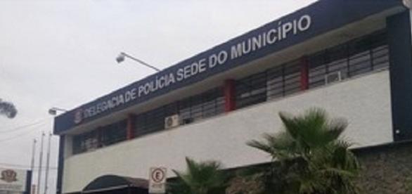 O caso inusitado foi registrado na delegacia sede da cidade litorânea de Praia Grande